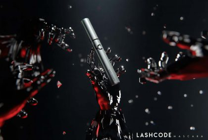 beautiful eyelashes with Lashcode